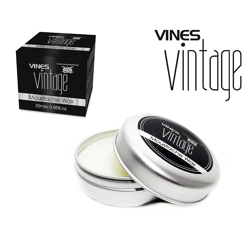 Vuntsivaha Vines Vintage Moustache Wax 25ml