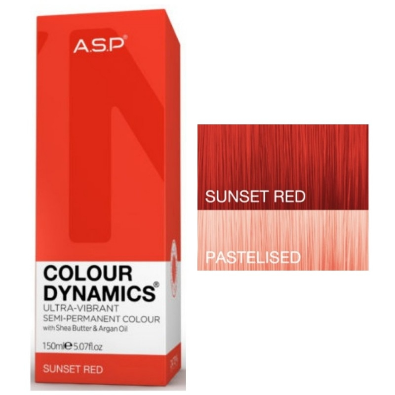 Colour Dynamics Sunset Red, 150 мл
