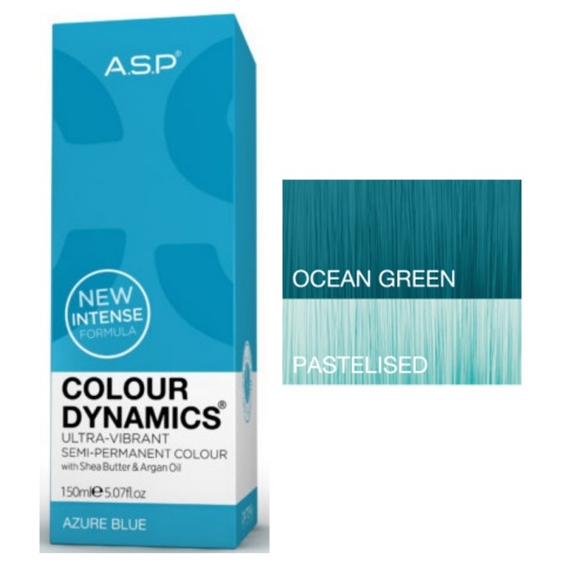 Colour Dynamics Azure Blue, 150 ml