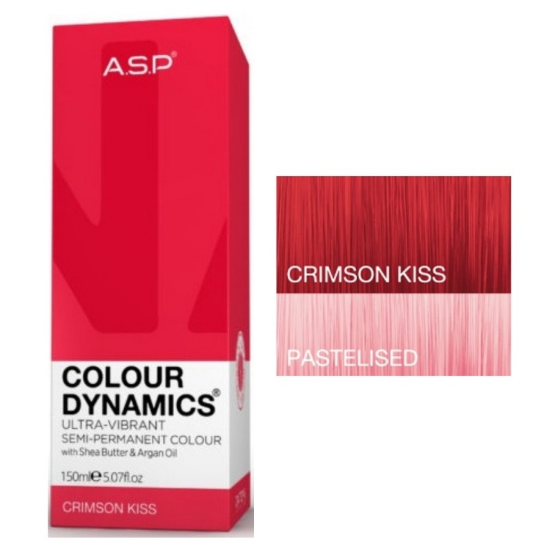 Colour Dynamics Crimson Kiss, 150 мл