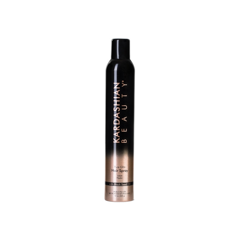 KARDASHIAN BEAUTY PURE GLITZ HAIR SPRAY