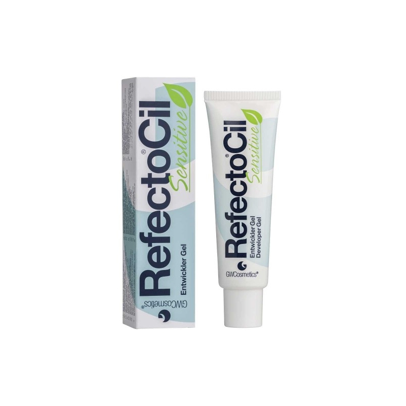 Geel aktivaator RefectoCil SENSITIVE  60ml