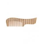 Bambusa ķemme. Olivia Garden Healthy Hair Comb C2