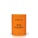 O'REVLE MAGIC REPAIR No1, Moisturising Mask for weak/damaged hair, 1000ml
