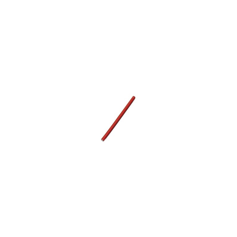 Bravehead pikad papiljotid 25 cm, Ø 12 mm, punane 12tk