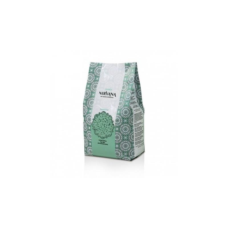 ItalWax Nirvana Premium SPA воск в гранулах Сандаловое дерево, 1000 г