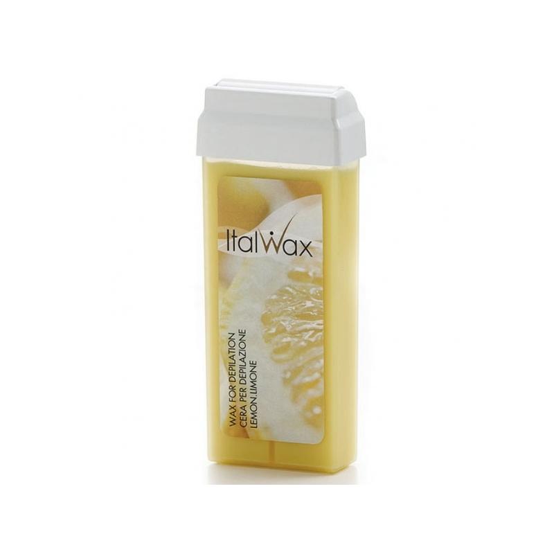 Italwax воск с повышенной плотностью, 100 мл, Lemon
