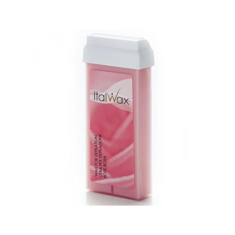 Italwax воск с повышенной плотностью, 100 мл, Rose