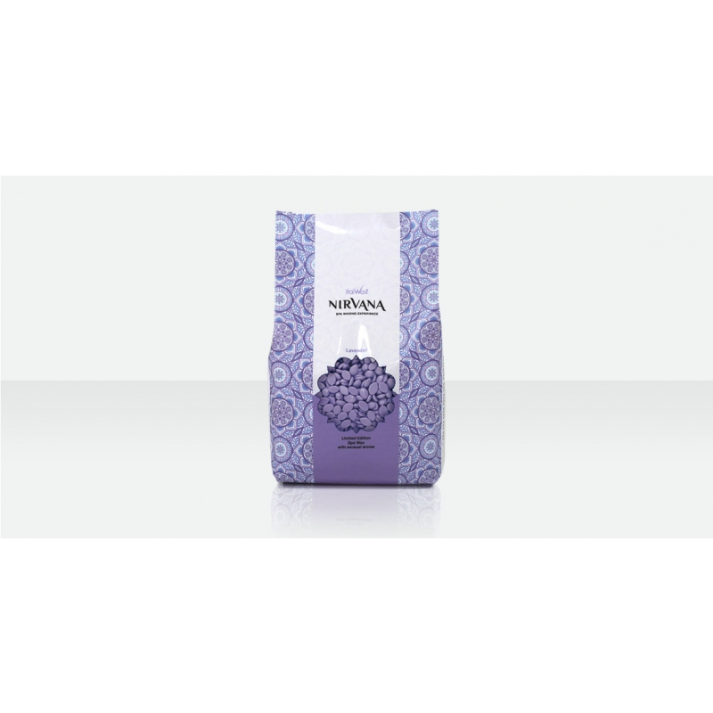 Italwax Nirvana Premium Spa Graanulvaha Lavendel, 1000 g