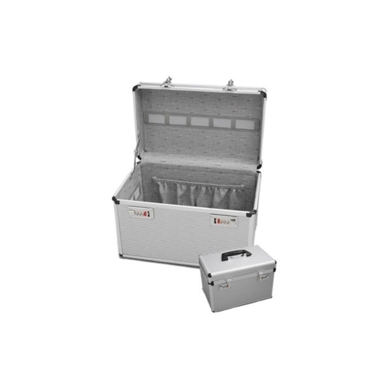 Алюминиевый чемодан, маленький