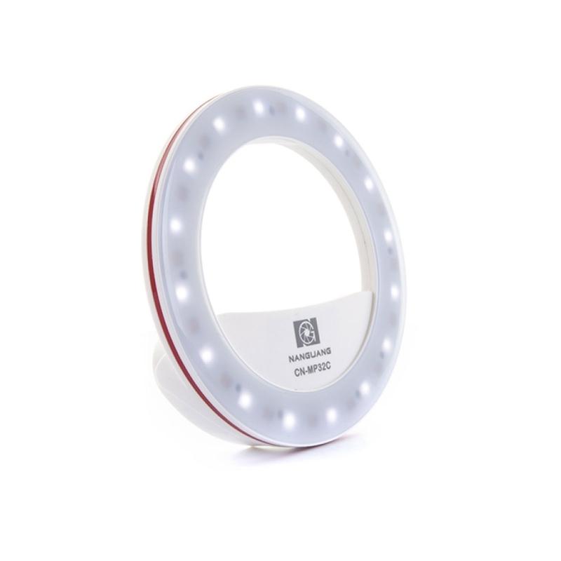 Smartphone ring light