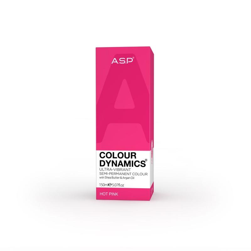 Colour Dynamics Hot Pink, 150 ml