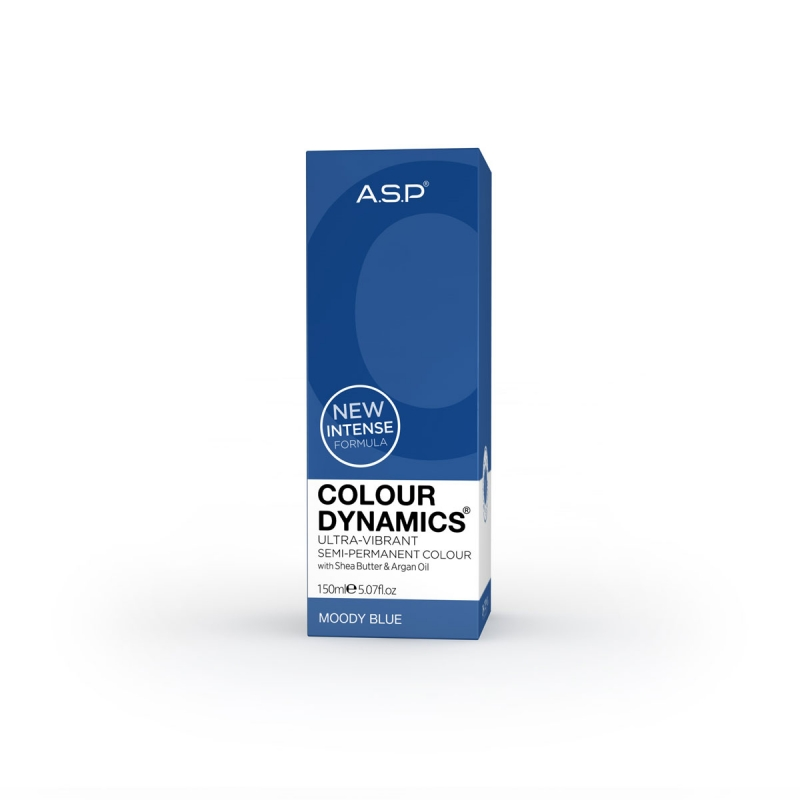 Colour Dynamics Moody Blue, 150 ml