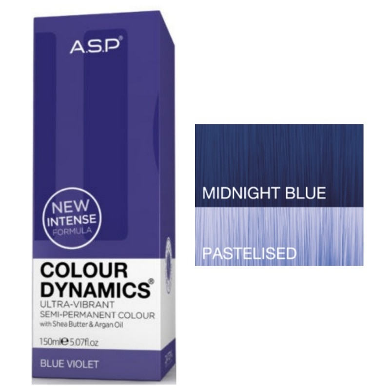 Colour Dynamics Blue Violet, 150 ml