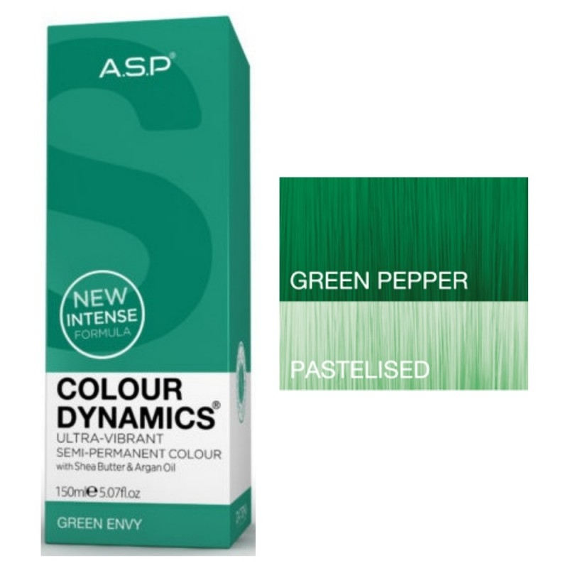 Colour Dynamics Green Envy, 150 мл