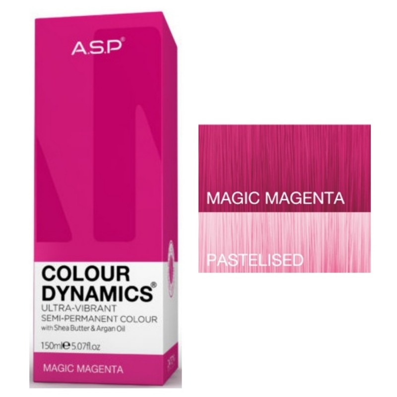 Colour Dybamics Magic Magenta, 150 мл