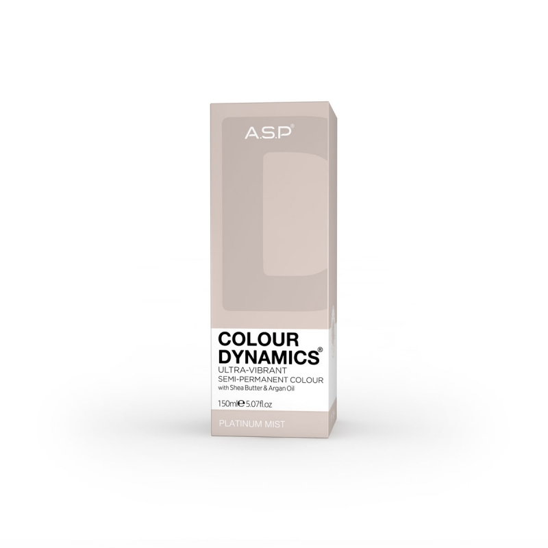 Colour Dynamics Platinum Mist, 150 ml
