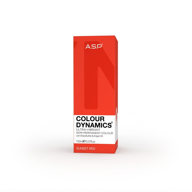 Colour Dynamics Sunset Red, 150 ml