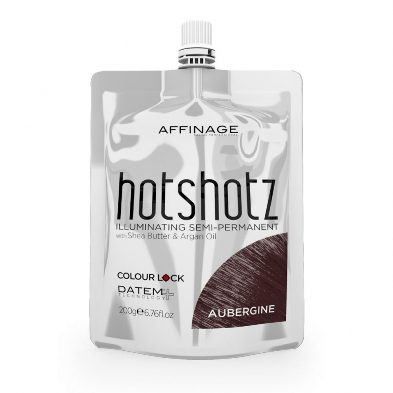 Hot Shotz Aubergine 200 ml