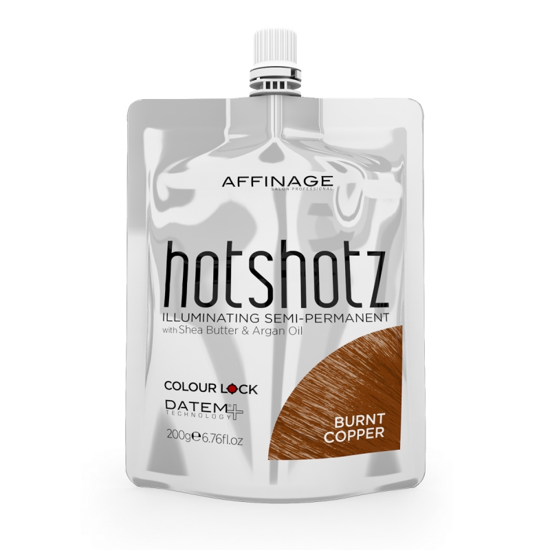 Hot Shotz Burnt Copper, 200 ml