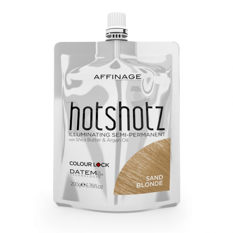 Hot Shotz Sand Blonde, 200 мл