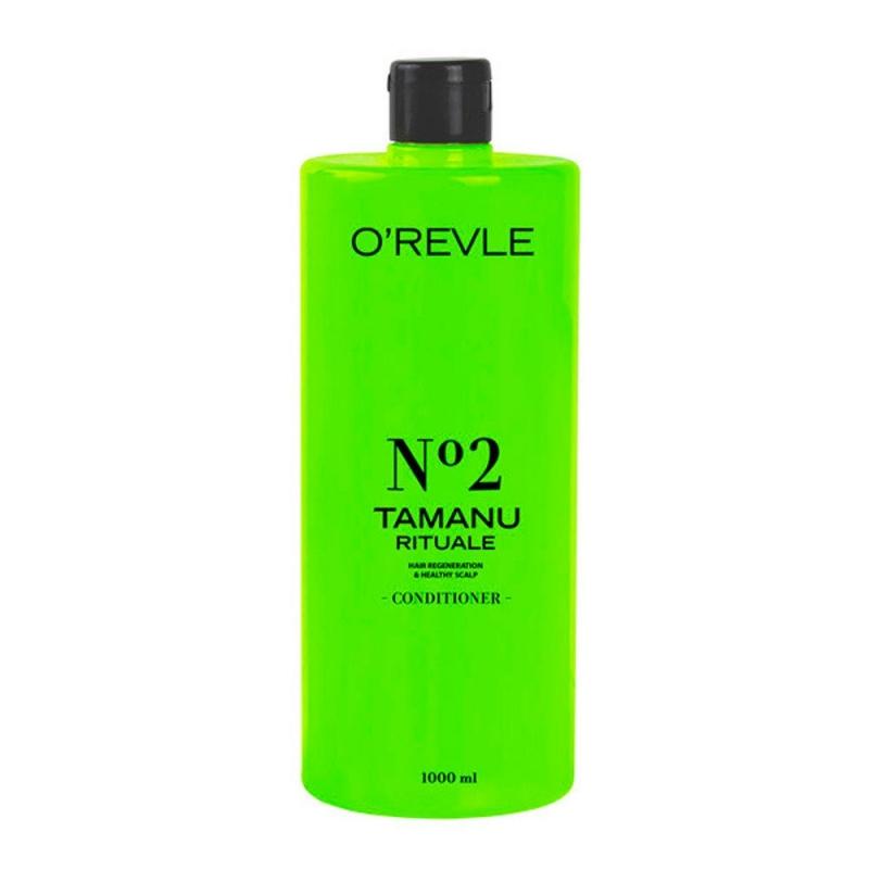 O'REVLE TAMANU RITUALE No2, Palsam 1000 ml