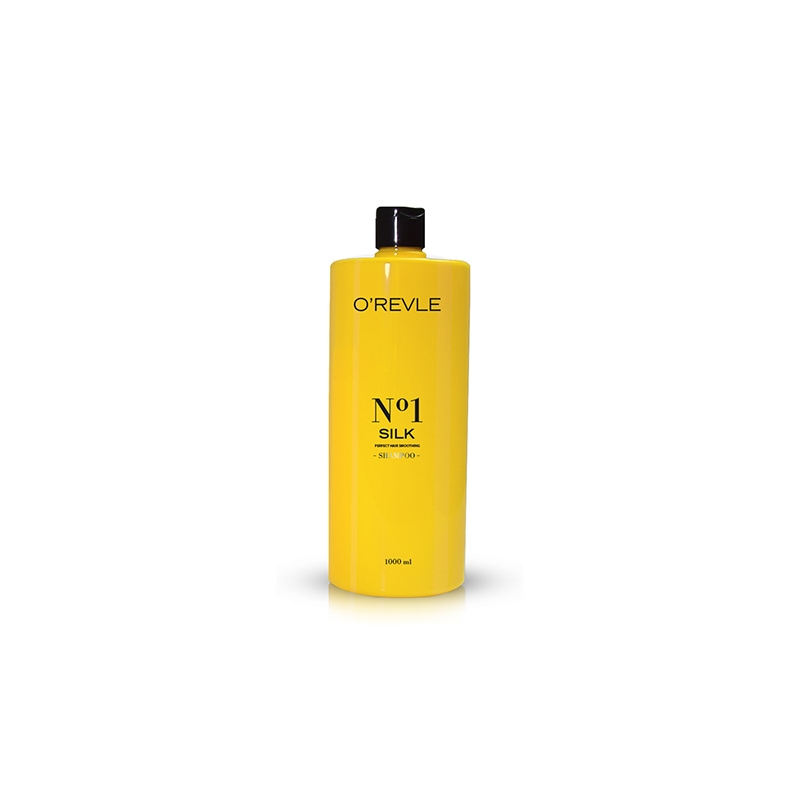 O'REVLE SILK No1, Pehmendav Shampoon, kuivadele juustele, 1000ml