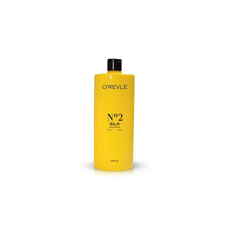 OREVLE SILK No2, Смягчающий бальзам для сухих волос, 1000мл
