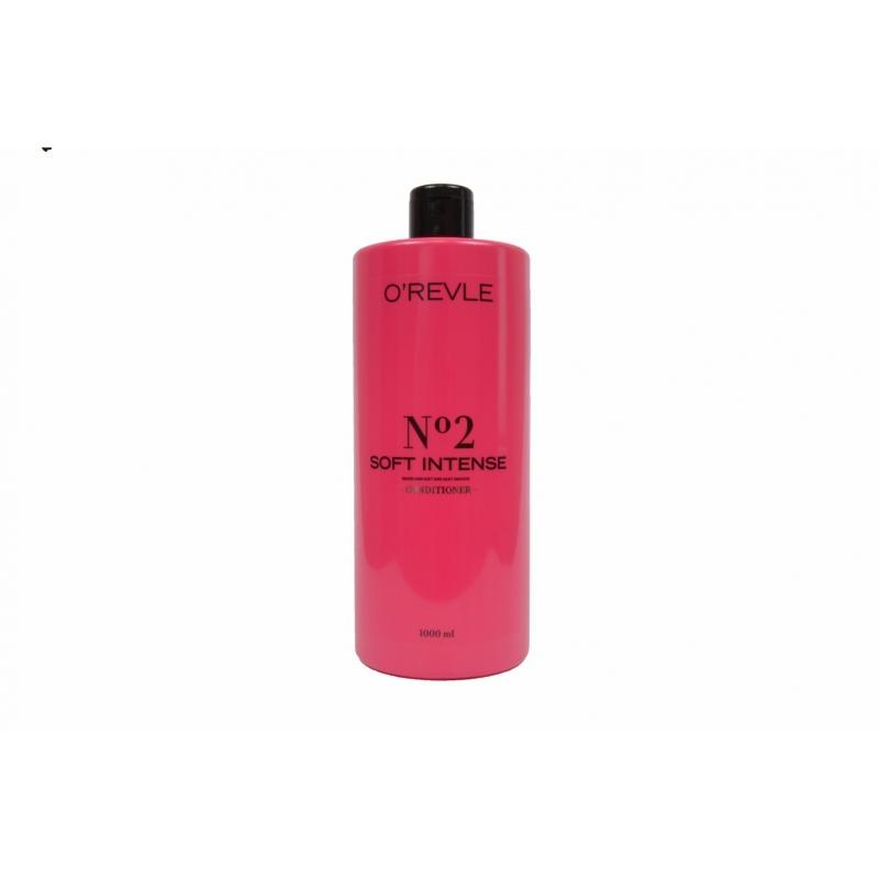 OREVLE SOFT INTENSE No1, Регенирирующий бальзам для поврежденных волос, 1000мл