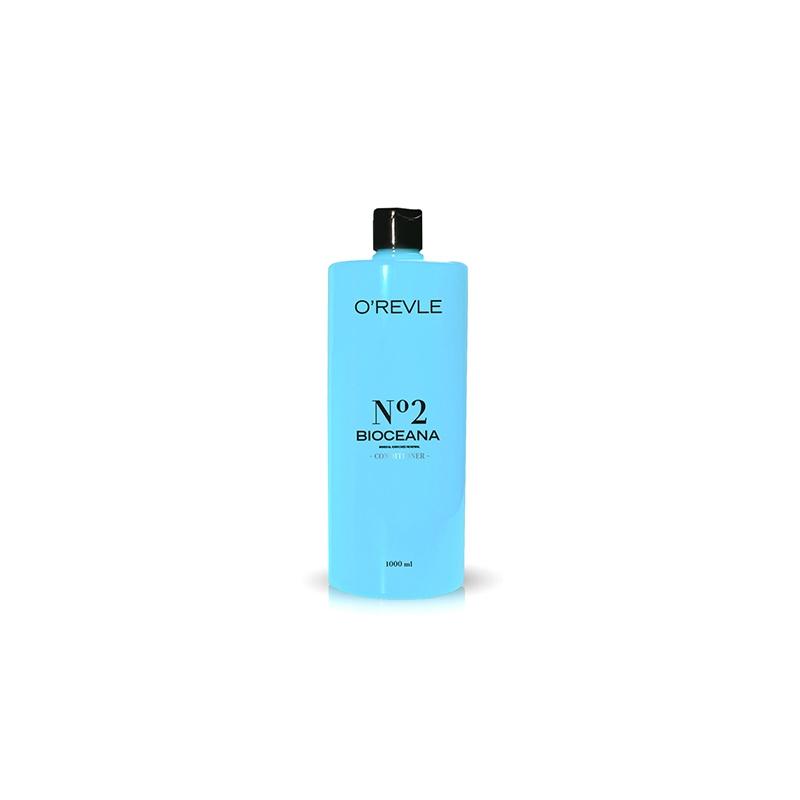 OREVLE BIOCEANA No2, Восстанавливающий бальзам для повреждённых/жирных волос, 1000мл