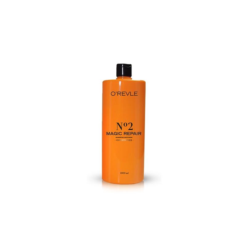 OREVLE MAGIC REPAIR No1, Увлажняющий бальзам для ослабленных/поврежденных волос, 1000мл