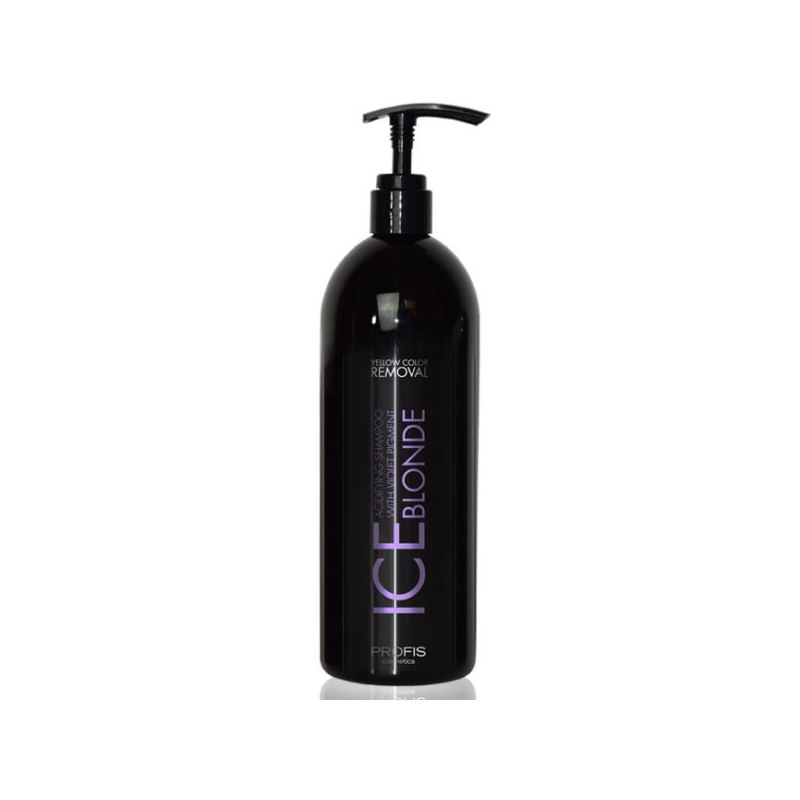 PROFIS ICE BLONDE violetne šampoon blondidele juustele, 1000ml