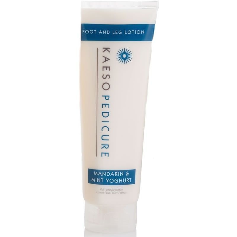 KAESO Mandarin & Mint Yoghurt Foot & Leg lotion Увлажняющий крем 250ml