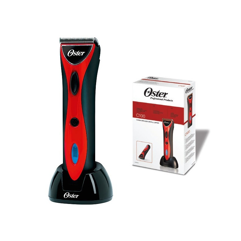 OSTER C100 juhtmega/juhtmeta juukselõikusmasin