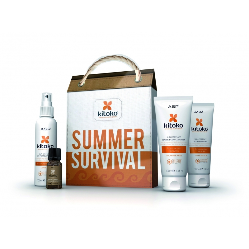 Kitoko Summer Survival Kit