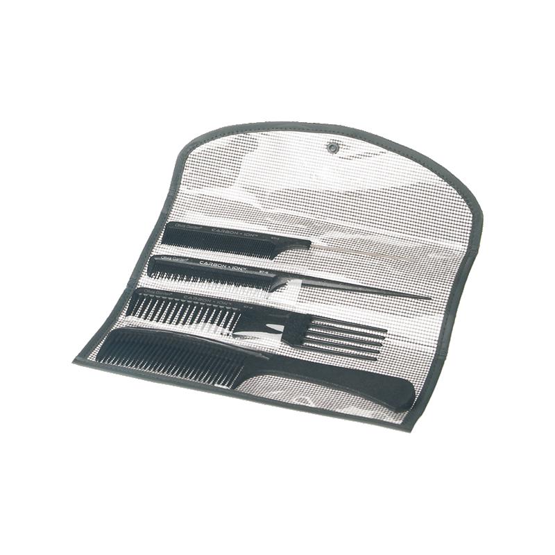 Olivia Garden комплект расчесок Carbon + Ion
