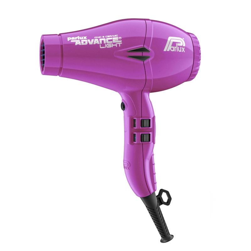 Parlux фен Advance light, лиловый