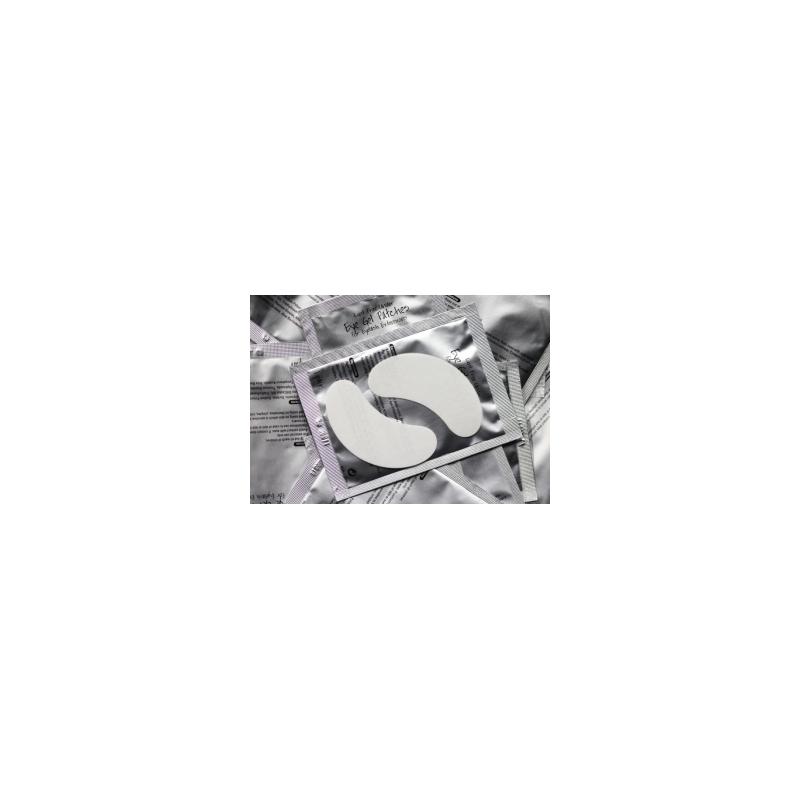 Kiuvabad geelpadjad ripsmetele 1x2tk pakendis, Lint Free Under Eye Gel Paches