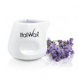 Свеча-масло с ароматом лаванды для СПА-депиляции Italwax Nirvana, 50 ml