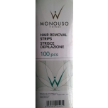 Italwax бумага для депиляции Monouso, 100 шт  7x20cm