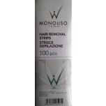 Italwax depileerimispaber Monouso, 100 tk  7x20cm