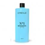OREVLE BIOCEANA No1, Восстанавливающий шампунь для повреждённых/жирных волос, 1000мл