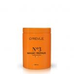 OREVLE MAGIC REPAIR No1, Увлажняющая маска для ослабленных/поврежденных волос, 1000мл