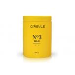 O'REVLE SILK No3, Pehmendav Mask, kuivadele juustele, 1000ml