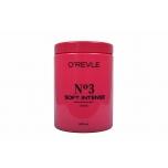 OREVLE SOFT INTENSE No1, Регенирирующая маска для поврежденных волос, 1000мл