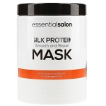 PROFIS ESSENTIAL SALON SILK PROTEIN MASK Regenerating Mask for all hair types, 1000ml