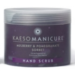 KAESO Mulberry & Pomegranate Sorbet Hand Scrub 95ml