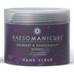 KAESO Mulberry & Pomegranate Sorbet Hand Scrub скраб для рук 95ml