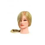 Тренировочный манекен с натуральными волосами, Blonde L