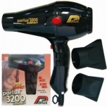 Parlux фен для волос 3200 Compact, черный